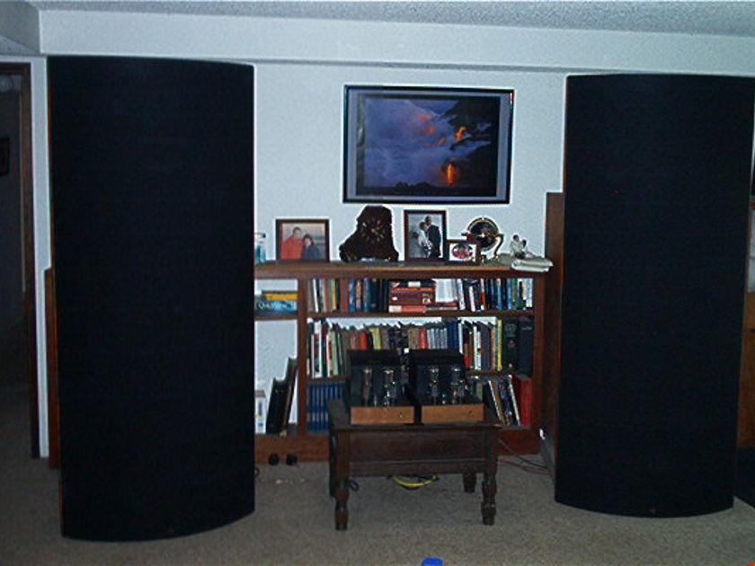 Soundlab M1 World Class Electrostatic Speakers