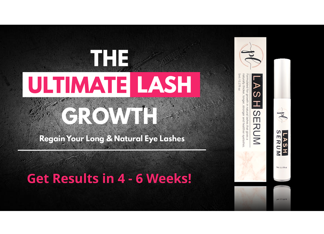 Project Lash Studio Singapore - Ultimate Lash Serum. Results in 4 to 6 weeks!