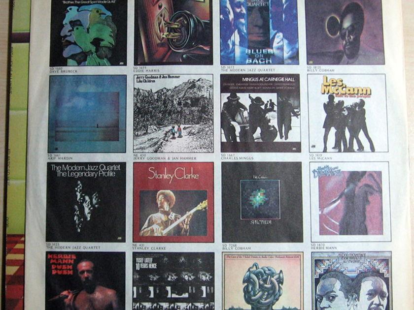 Eddie Harris - Bad Luck Is All I Have - 1975 Atlantic SD 1675