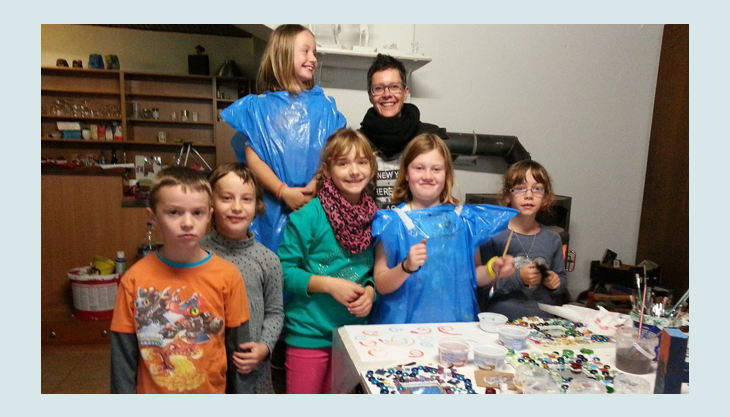 atelier farnsworth kindergruppe
