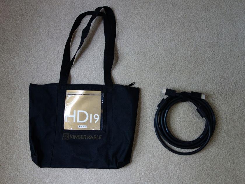 Kimber Kable HD19 HDMI Cable  3m