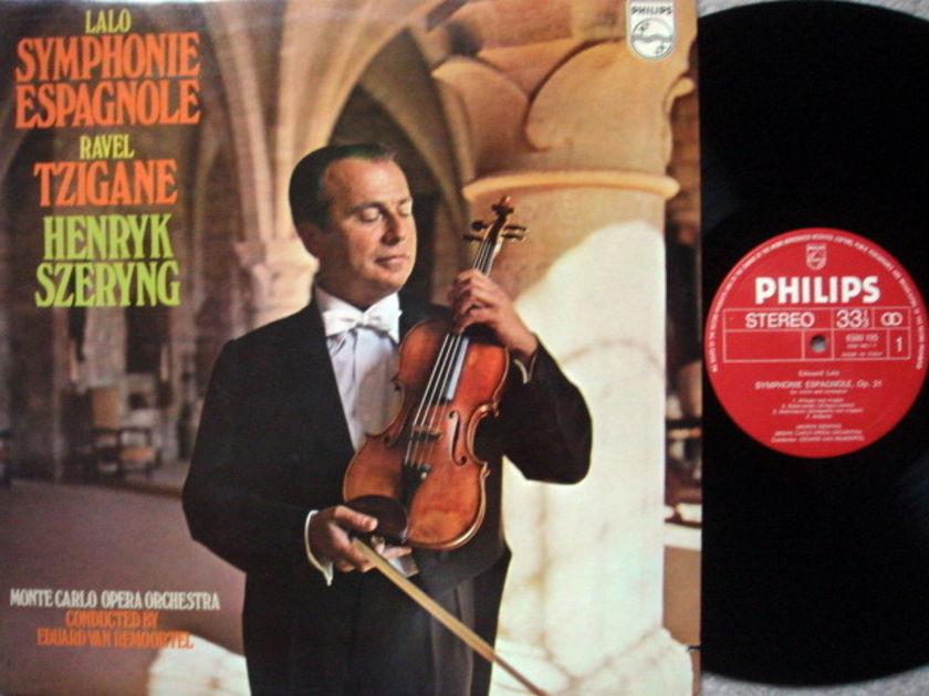 Philips / SZERYNG, - Lalo Symphonie Espagnole, NM!
