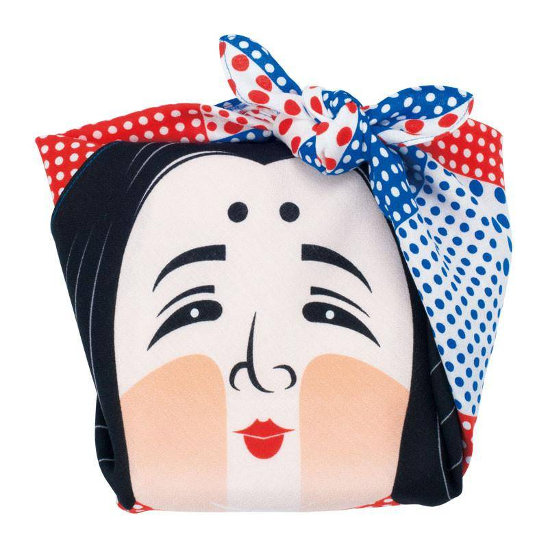 Furoshiki special cloth gift wrapping