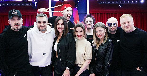 Filatov & Karas организовали запредельные танцы в прямом эфире «Русского Радио» - Новости радио OnAir.ru