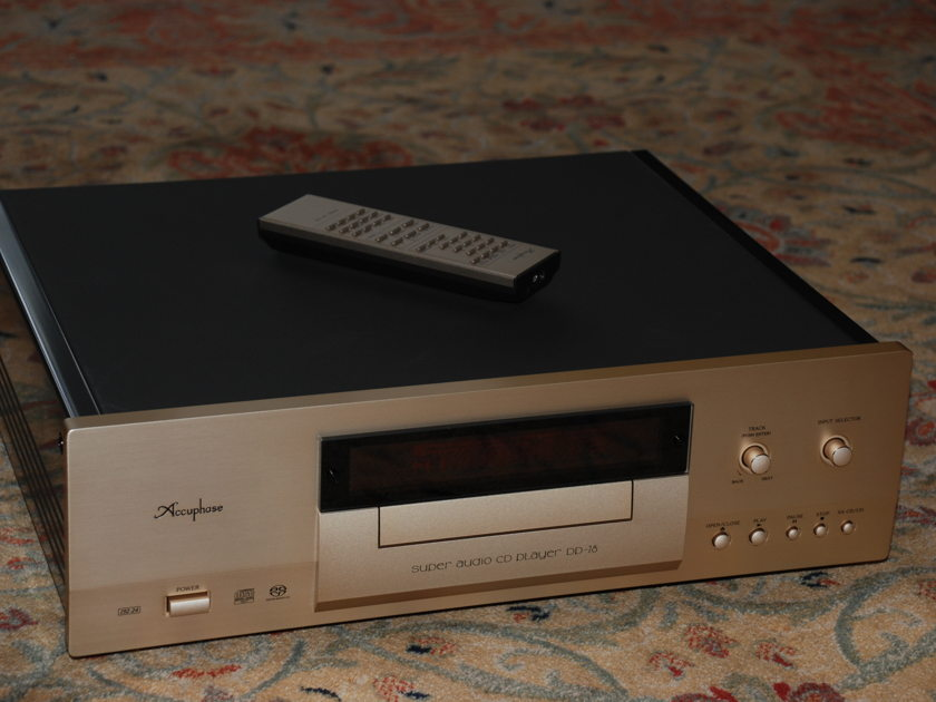 Accuphase  DP78 SACD/CD