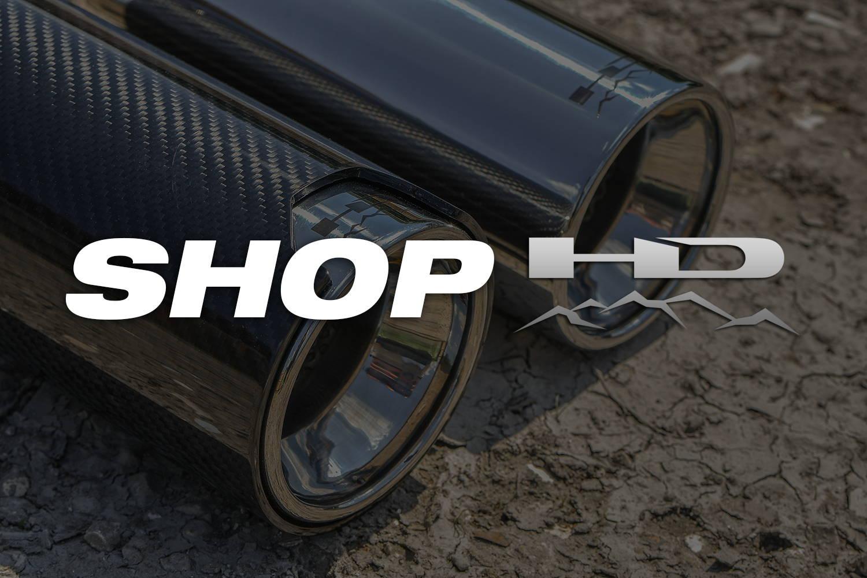 Shop HD Off-Road Universal Exhaust Tips Online