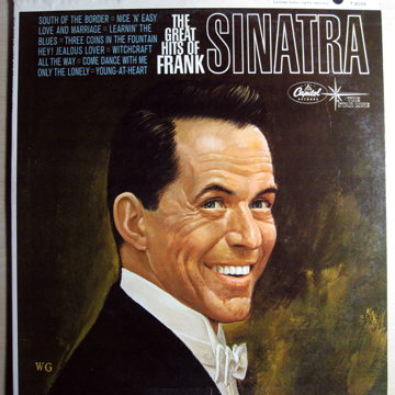 The Great Hits Of Frank Sinatra - Mono Original