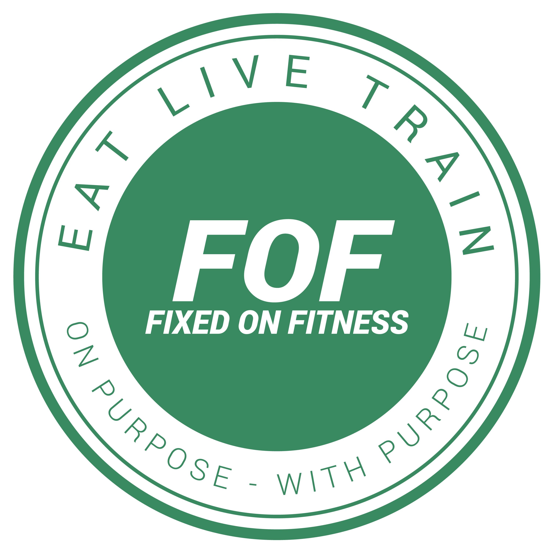 Fixed on Fitness logo