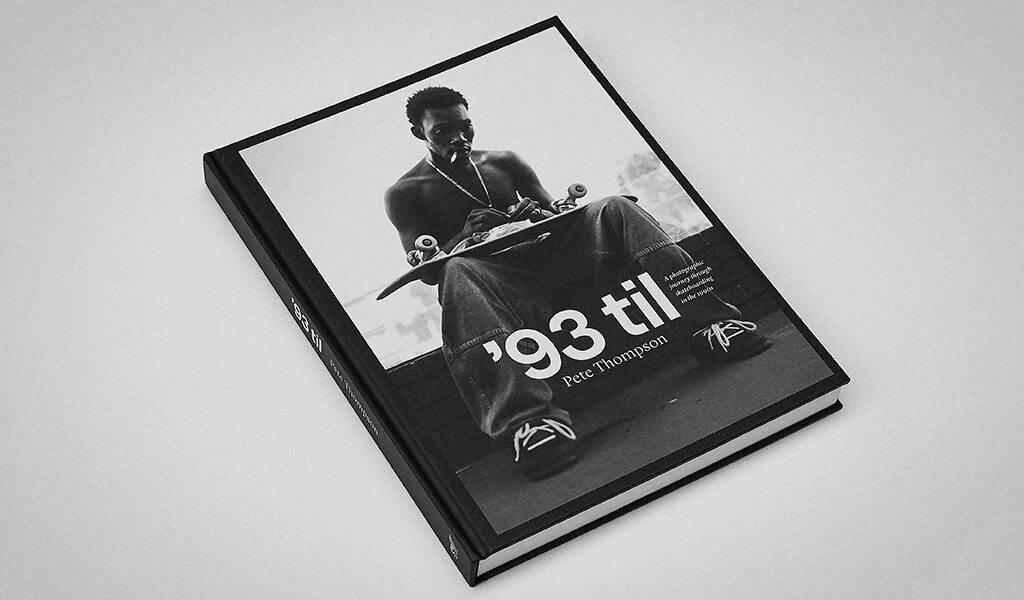 Il libro sullo skateboard degli anni 90