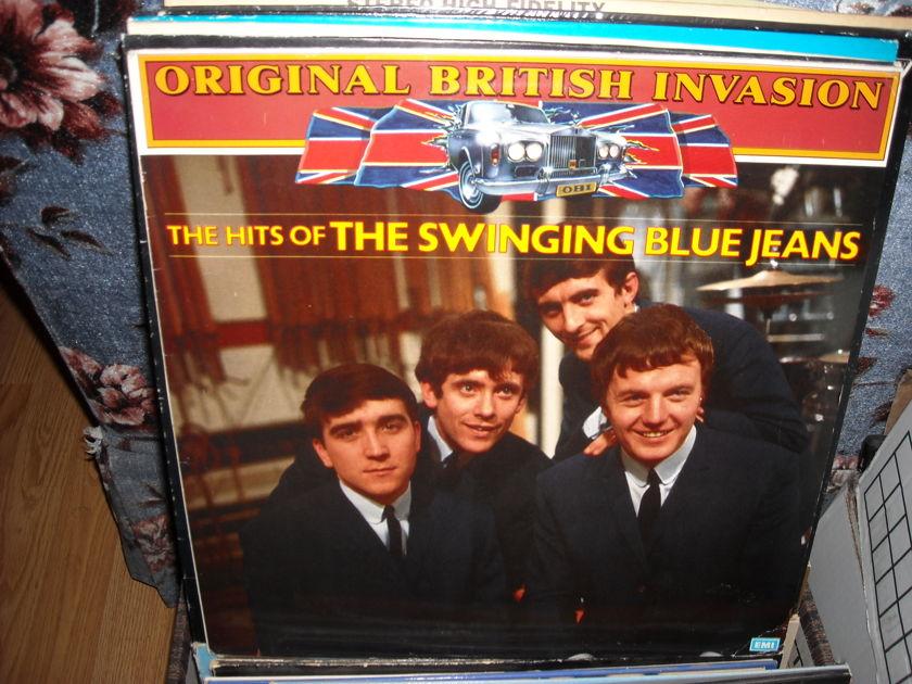 Hits Of The Swingin Blue Jeans - Original British Invasion EMI  LP (c)