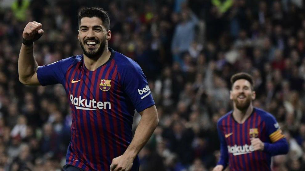 Barcelona Luis Suárez