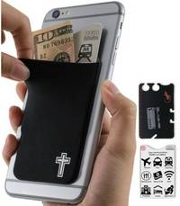 phone wallet Cross by gecko travel tech