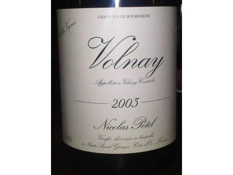 Maison Nicolas Potel Volnay Veilles Vignes Cote de Beaune 2005 3 Liter - WS 90