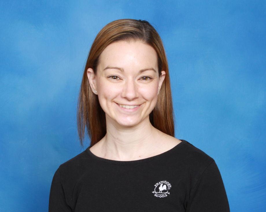 April Shumate , Wonder Program Teacher