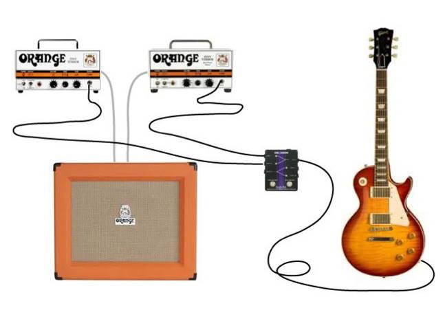 Orange Tiny Terror Hard Wired vs Tiny Terror – SoundUnlimited on