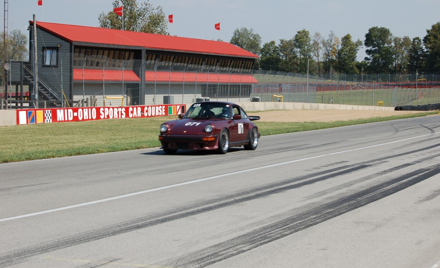 2018 ARPCA Mid-Ohio Driving School