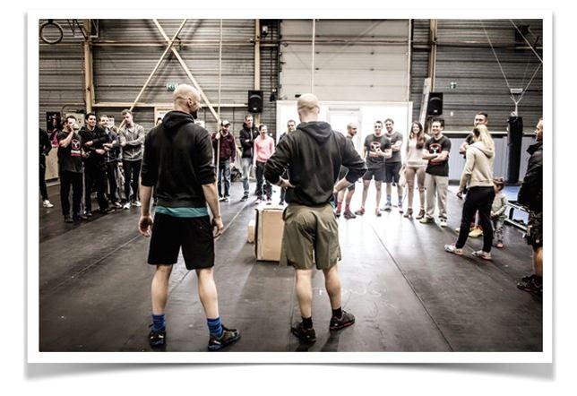 CrossFit Waalfront - 1. De Uitdaging