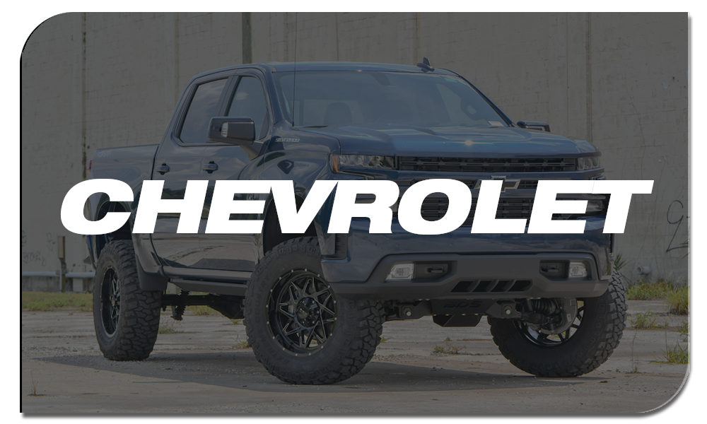 Shop Online for Off-Road Wheels for Chevrolet Trucks