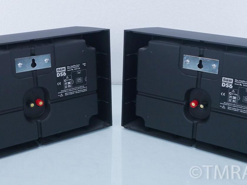 B&W DS6 Surround Speakers; Excellent Pair (7927)