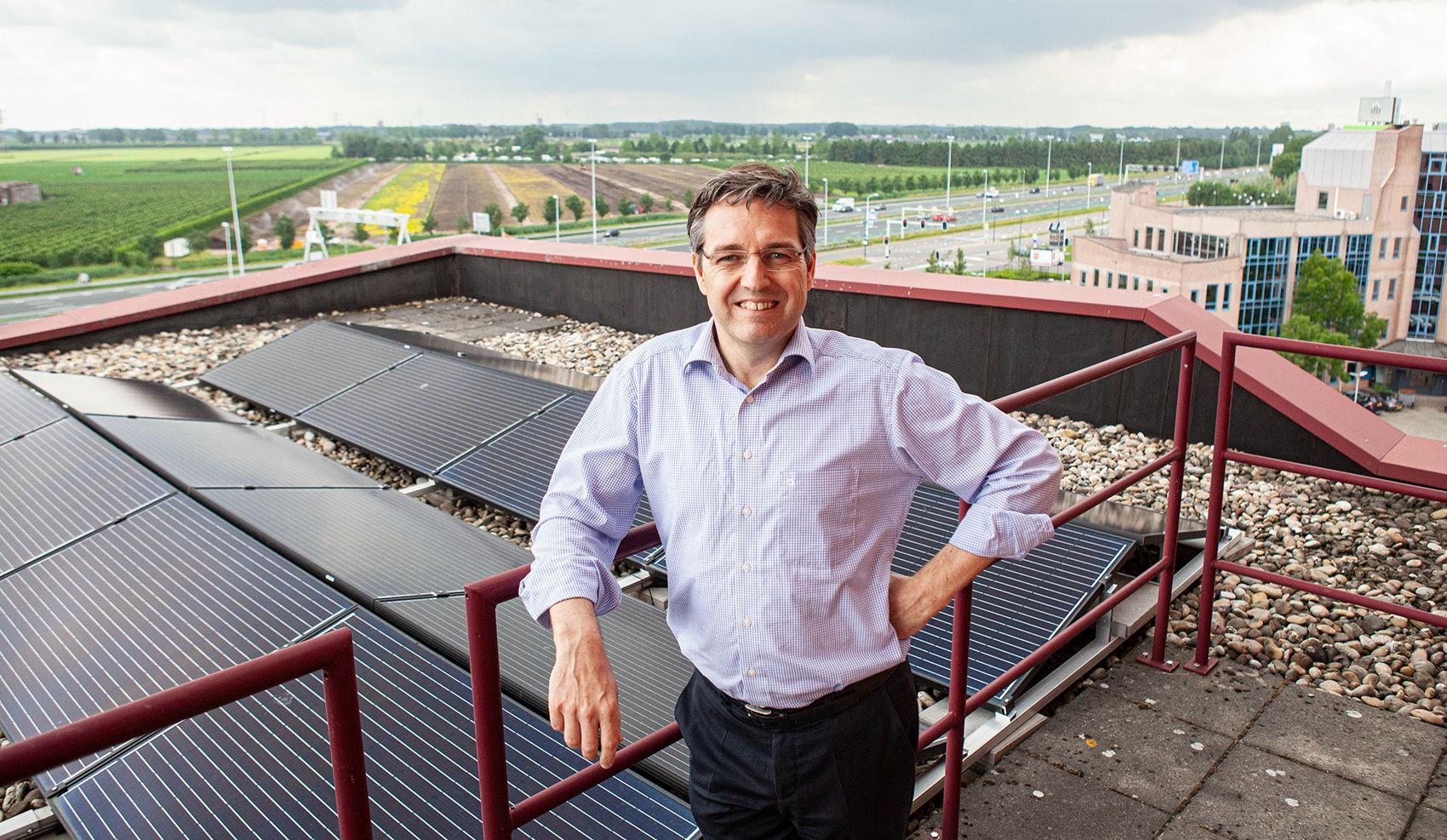 Guido Frenken, Chief Operating Officer Energie ENGIE Nederland