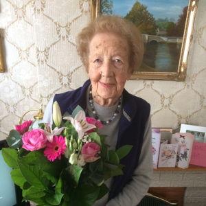 Patricia Elizabeth Summers (Grandma Pat)