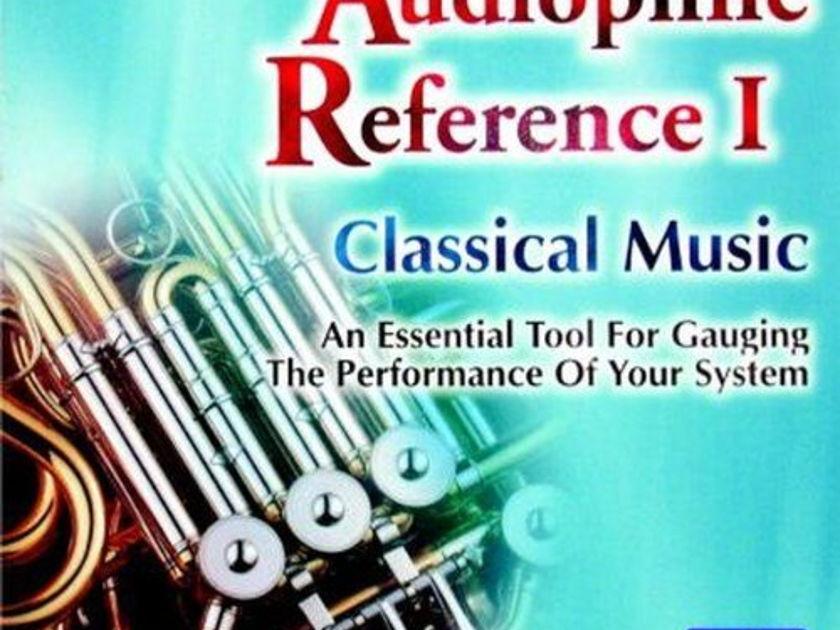 Audiophile Reference I - 24k Gold  Super HDCD