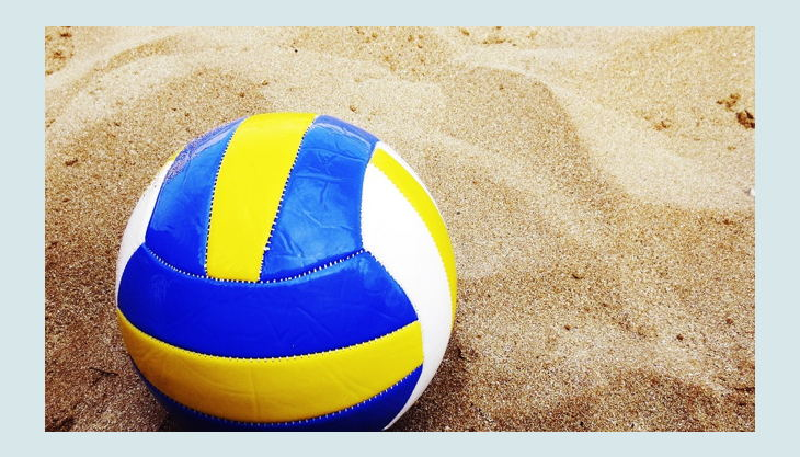 sportpark nord west volleyball ball px
