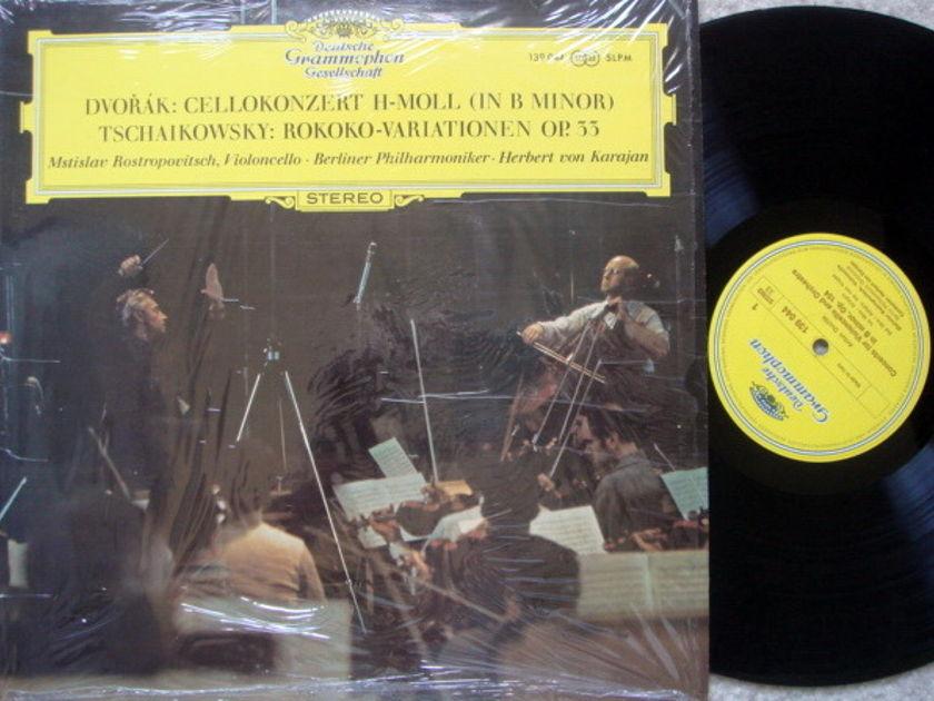 DGG / Dvorak Cello Concerto, - ROSTROPOVICH/KARAJAN/BPO, MINT!