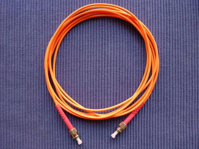 Wadia ST Glass Fiber optic digital cable 3m (new)