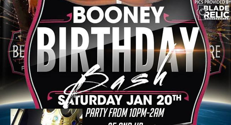 Booney Birthday Bash