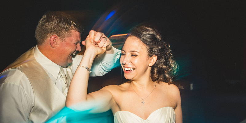 Personality Filled Charlotte Wedding