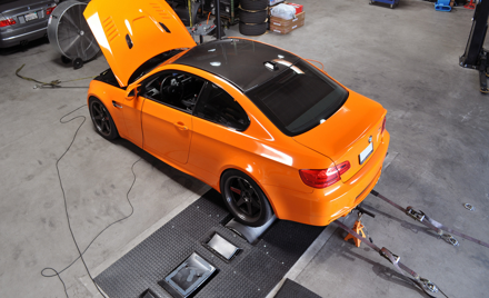 Get your BMW Dyno'd at Bimmerfest with ACE DYNO!