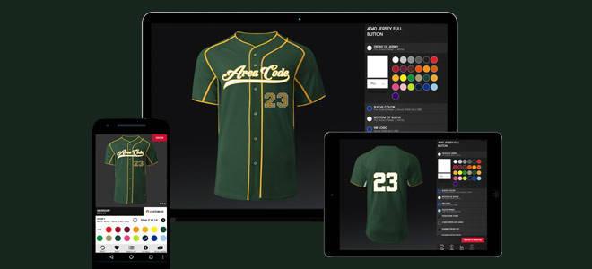Exclusive Designer Custom Baseball Jersey