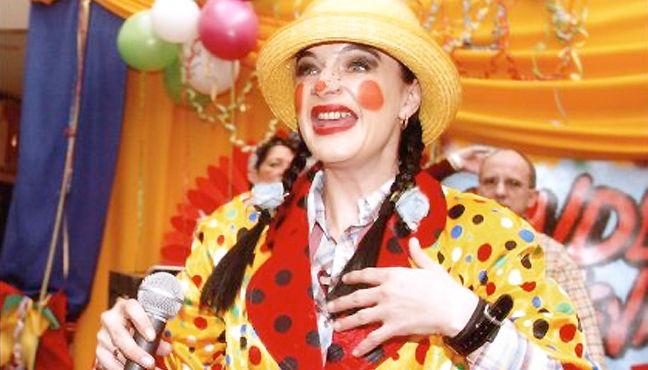 Geburtstag clown hamburg