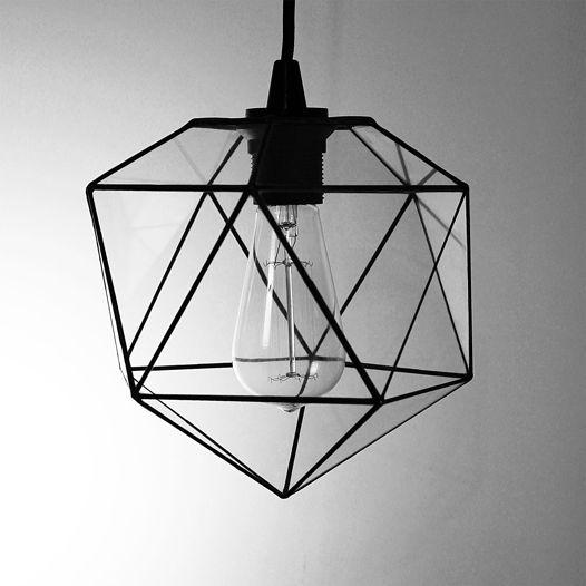 """Подвесной светильник в стиле """"LOFT"""""""