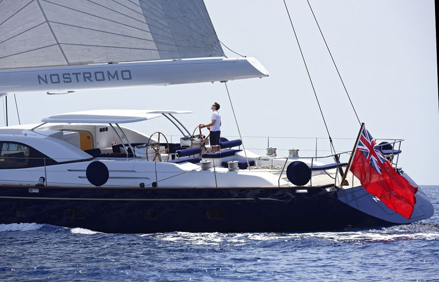 Luxembourg - NOSTROMO Palma Super Yacht Show sailing yacht Engel & Völkers Yachting.jpg