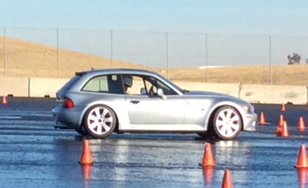 Wet Skid Pad CCC - November 9