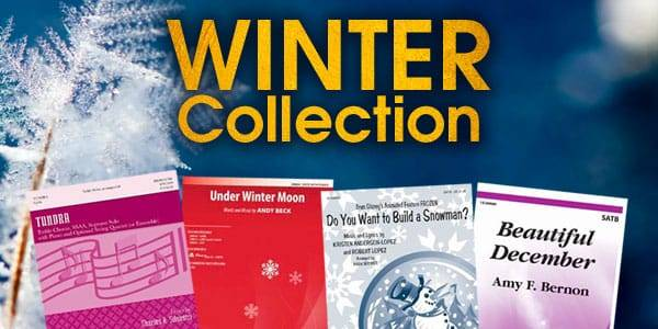 Choral Tracks Winter Favorites