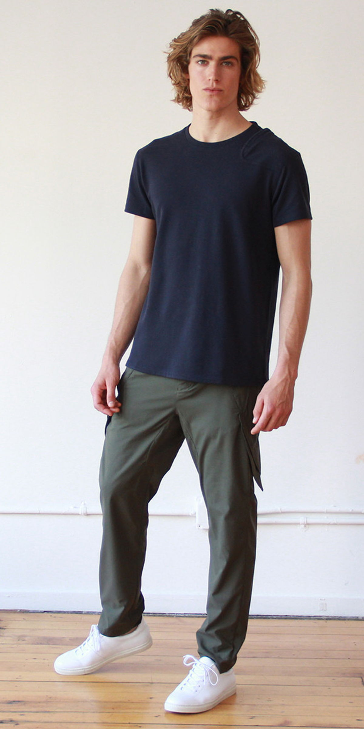 VISIONARY – ULTRALIGHT WEIGHT ANY JOURNEY PANT DARK OLIVE