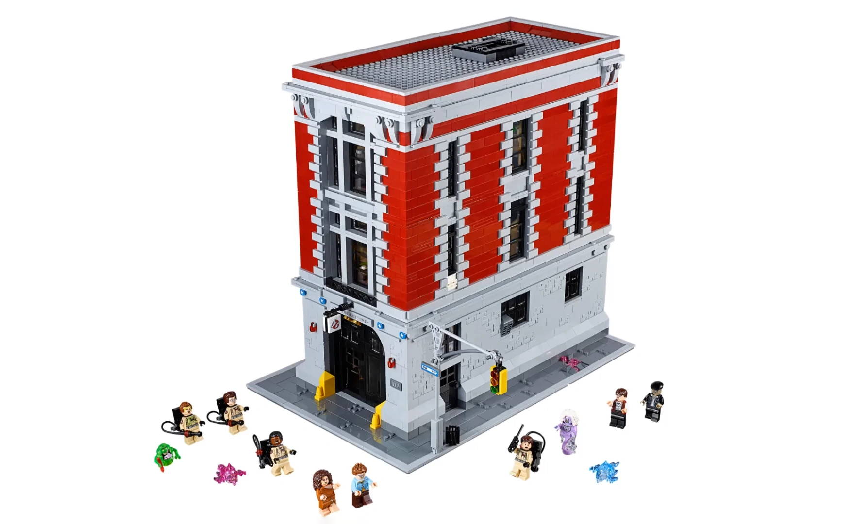 LEGO Firehouse Headquarters 75827