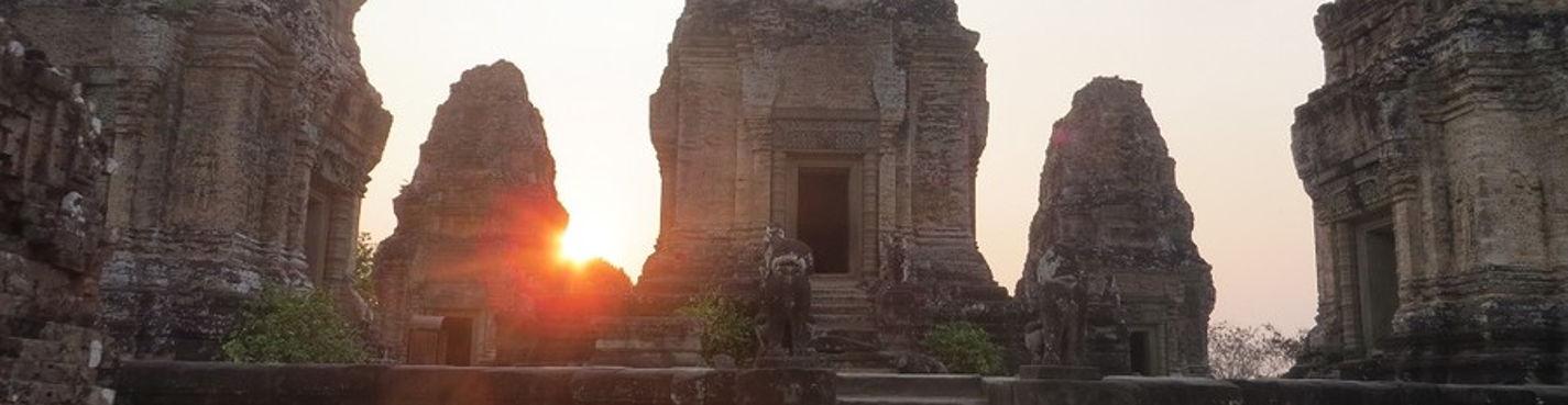 Ангкор. Большой Круг