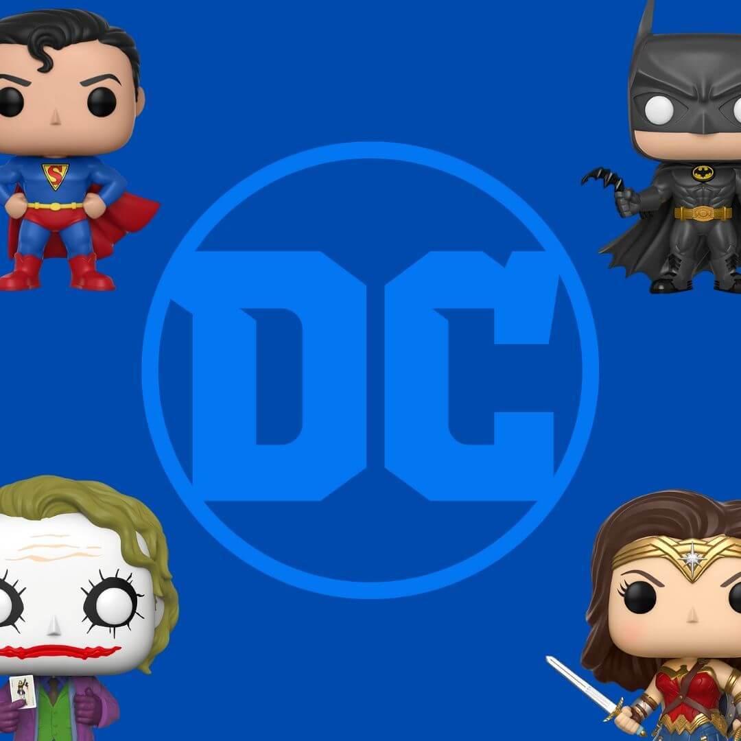 Bobble head, bobble-heads, DC comics, funko, Gal Gadot, Superhero, under-1000, Wonder Woman 1984, wonder-woman, batman, superman, flash, aquaman, green lantern, riddler, penguin, pop, below 100