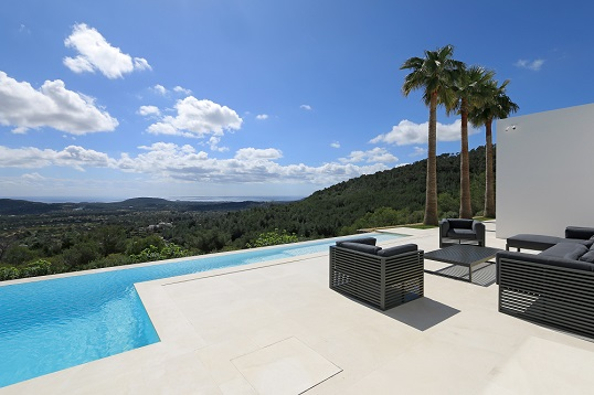 Ibiza - Villa with pool and breathtaking views, San Carlos, Ibiza