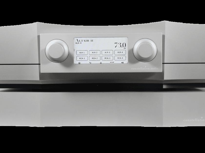 Constellation Audio Altair II, very clean 1 owner.