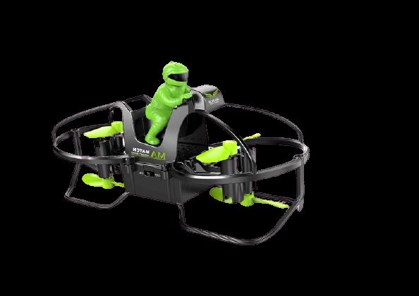 The flying biker