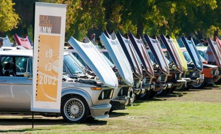 9th Annual SoCal Vintage BMW Meet 2016
