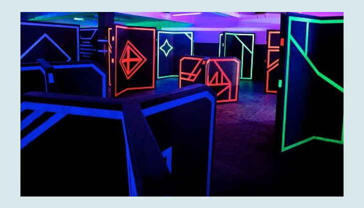 bg lasertag erlebnis gmbh frankfurt arena hindernisse