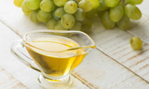 Grape Seed Oil Obtained from seeds of grape – the fruit of Vitis Vinifera. It is perfectly absorbed
