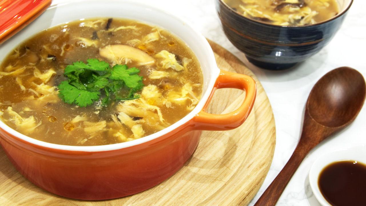 Imitation Shark Fin Soup