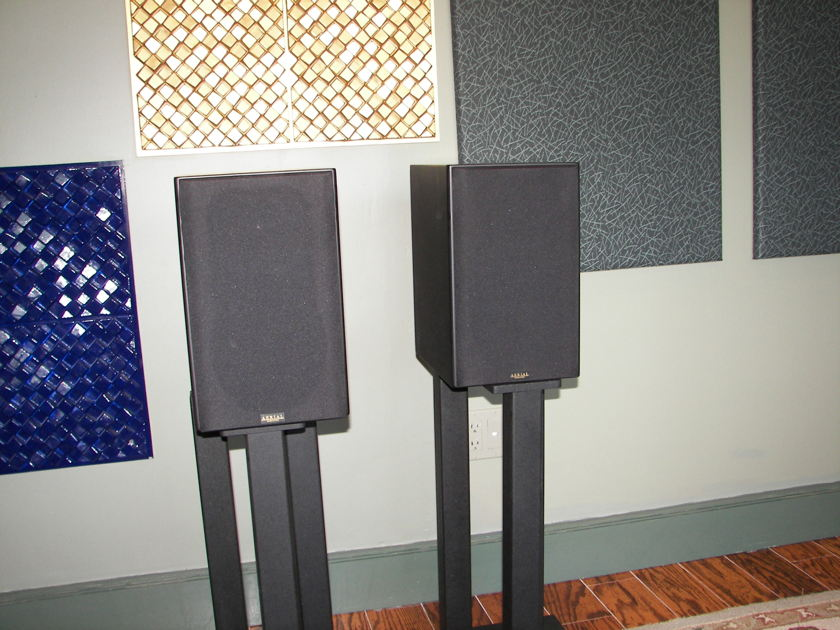 Aerial Model 5 Black with Stands
